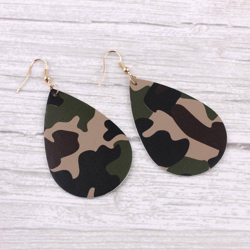 Scout Camo Drop Earrings (2 HOT!!) 3