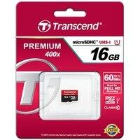 Versiegelt Echt Transcend Speicherkarte 32 GB 16 GB SDHC Class10 Micro SDXC 64 GB Karte 60 MB/S UHS-1 TF Speicherkarte Cartao Micro SD 16 GB