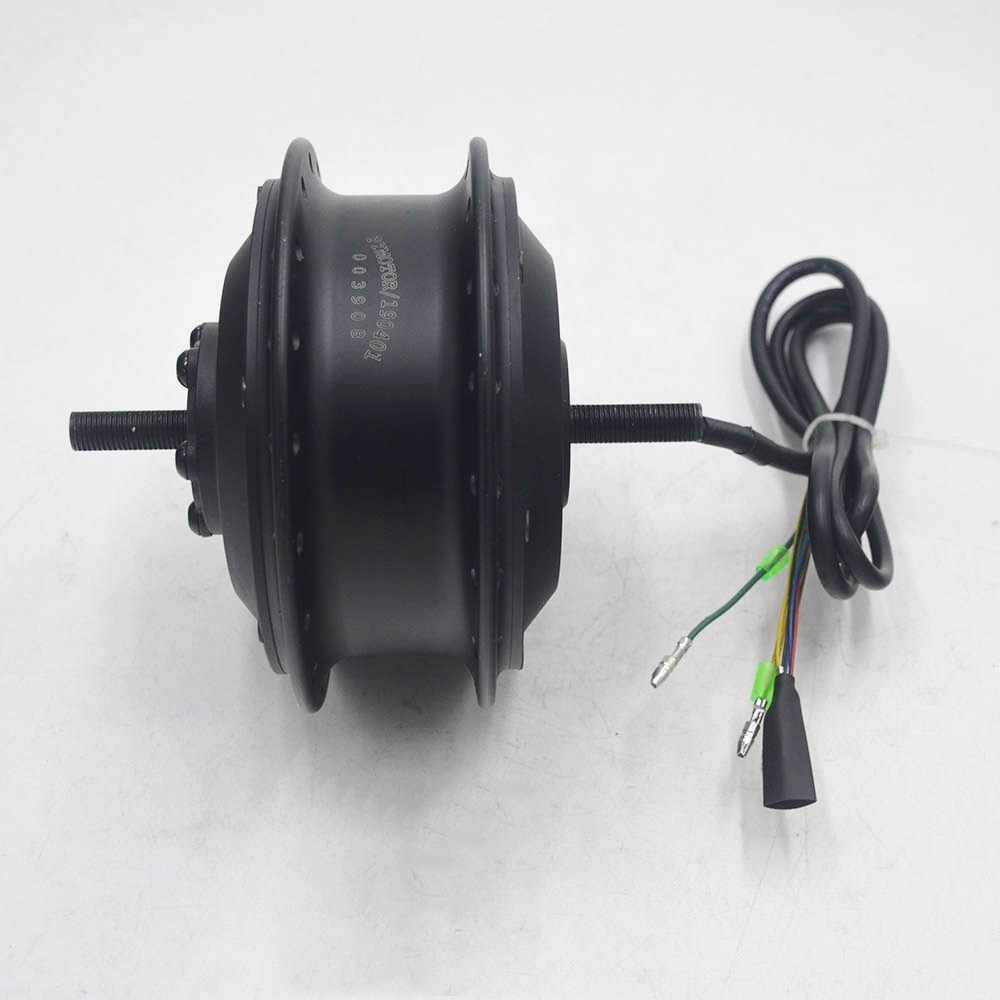 36V 48V 250W electric bike hub motor High Speed Brushless electric motors e bike Motor Front Wheel Drive DQ100