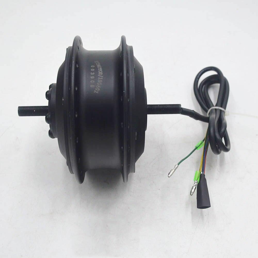 36 V 48 V 250 W elektrische fahrrad hub motor High Speed Bürstenlosen elektromotoren e bike Motor Vorderrad stick DQ100