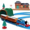 2016 Hot Sale 1Set Thomas Train Toy Electric Rail Train Thomas & Friends Electric Train Track Toys For Children
