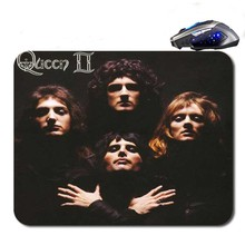 The Queen Band Top Sell Wholesale Custom font b Gaming b font Mouse Mat High Quality