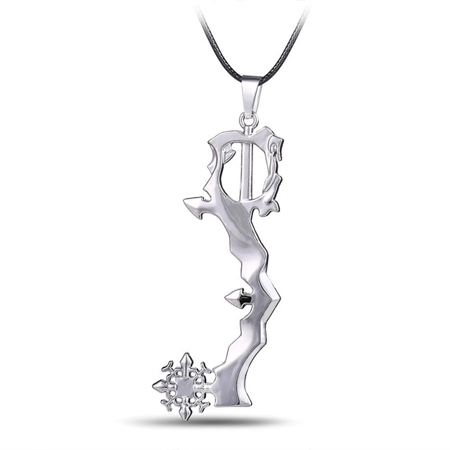 Dropshipping jewelry kingdom hearts metal necklace keyblade pendant dropshipping jewelry kingdom hearts metal necklace keyblade pendant cosplay accessories jewelry gift for menwomen aloadofball Choice Image