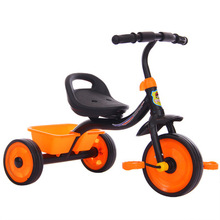 Baby Walker Tricycle Riding Toys Children Three Wheel Balance Bike Scooter Portable No Foot Pedal Bicycle Car