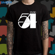Cotton Shirts Cheap Wholesale  Short Sleeve Printing Machine Crew Neck Mens Create Studio 54 Party Music T