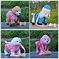 2016 Novos Brinquedos Eletrônicos Pet Cantando Passear o Cão De Pelúcia Brinquedos do Cão Brinquedos Eletrônicos para Crianças Brinquedos Presentes
