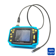 NEW Professional Video Endoscope Borescope Waterproof Snake Camera 3.5″ LCD Car Diagnostic Tool Inspection Industrial VideoScope