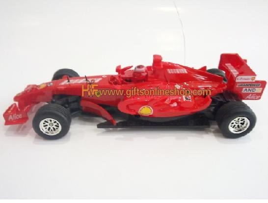 1:43 F1 Draft Racing RC Car Radio Control Vehicle For Children's Christmas Gift