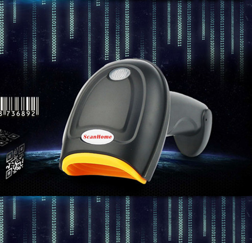 ФОТО NEW 2D QR Wired USB Laser Bar code Scanner Reader Mobile Payment Computer Screen Scanner supermarket Retail