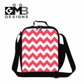 Personalized Striped Lunch Bags for Women,Girls Lunch Container for School Adult Lunch Box Bag Insulated cooler bag for Kids boy