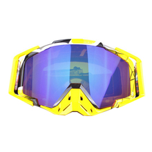 Multi Anti-fog Ski Glasses Spherica Ski Goggles UV400 Double Lens Ski Snowboard Snow Motocross Goggles Ski Eyewear About 158g