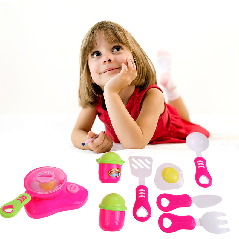 One-Set-Kitchen-Cooking-Toy-Children-DIY-Beauty-Plastic-Kitchen-Toy-Role-Play-Toy-Set-Kids-Educational-Toys-Red-Pink-2