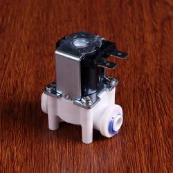 Впускной соленоидный В клапан 24 в очиститель воды сточных вод обратный осмос ro фитинг 2 точки Быстрый-Соединительный клапан переключатель