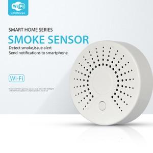 WiFi Smart Smoke Detector/Sens