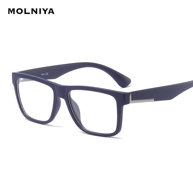 2019 Type Men Glasses Frame Retro Designer Myopia Brand Prescription Optical Clear Lens Eyeglasses Optical Frame for Men