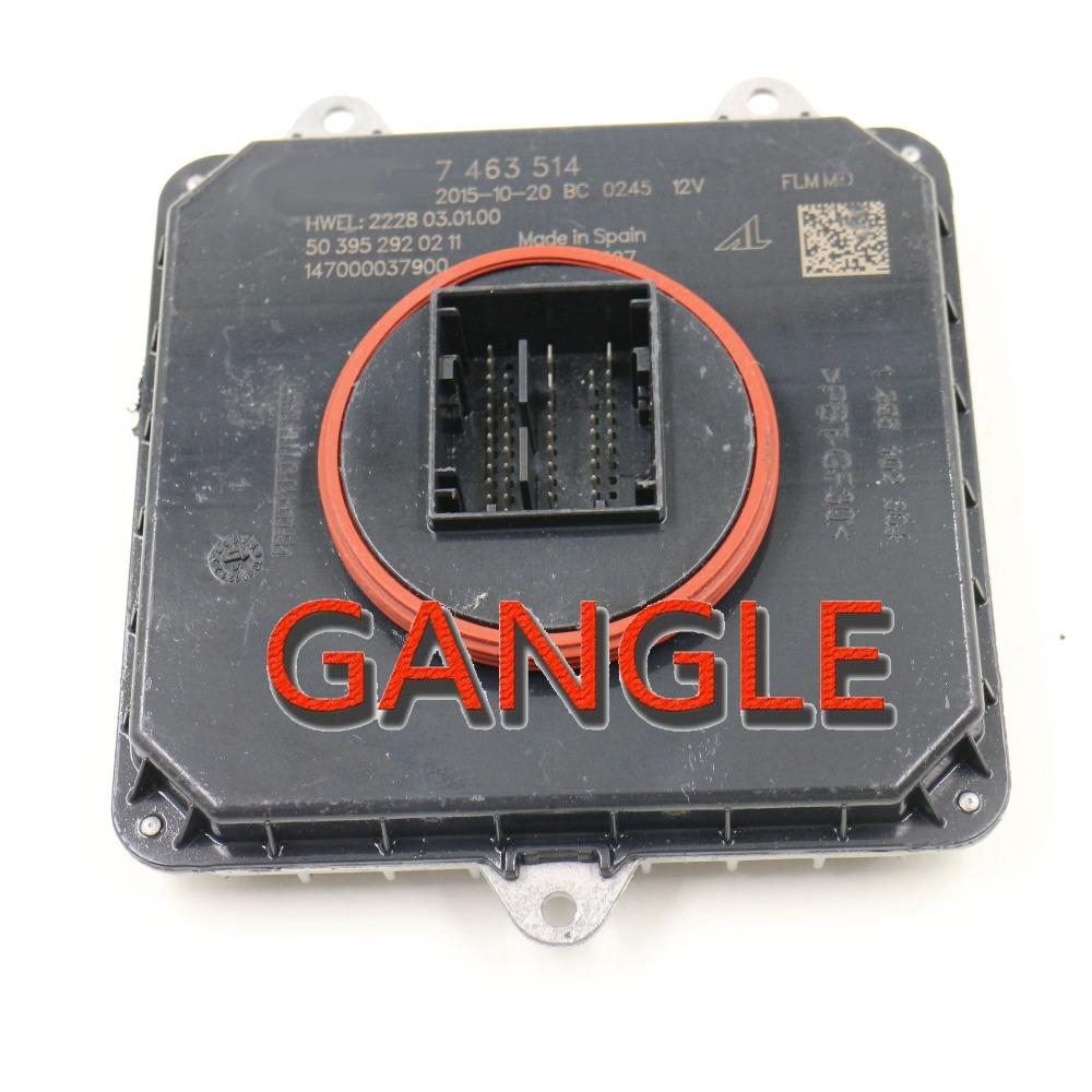 7463514 LED Headlight Computer Module Control Unit For BMW G11 G12|Performance Chips| |  -