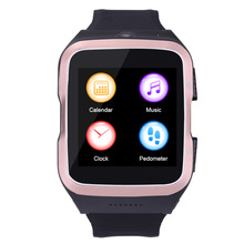 Hot New Original S83 GSM 3G WCDMA Quad-Core Android 5.1 Smart Watch GPS WiFi 5.0MP HD Camera With Pedometer Sleep Monitor