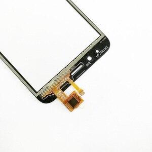 """Image 4 - 4.95 """"Tela Sensível Ao Toque Para Fly Móvel Compacto Vida Vidro Da Tela De Toque Digitador Vidro Dianteiro Para Fly Vida Celular Compacto telefone + Ferramentas"""
