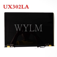 UX302LA LCD screen For Asus Zenbook UX302 UX302L UX302LA laptop LCD Touch Display Screen Assembly Upper Half Set