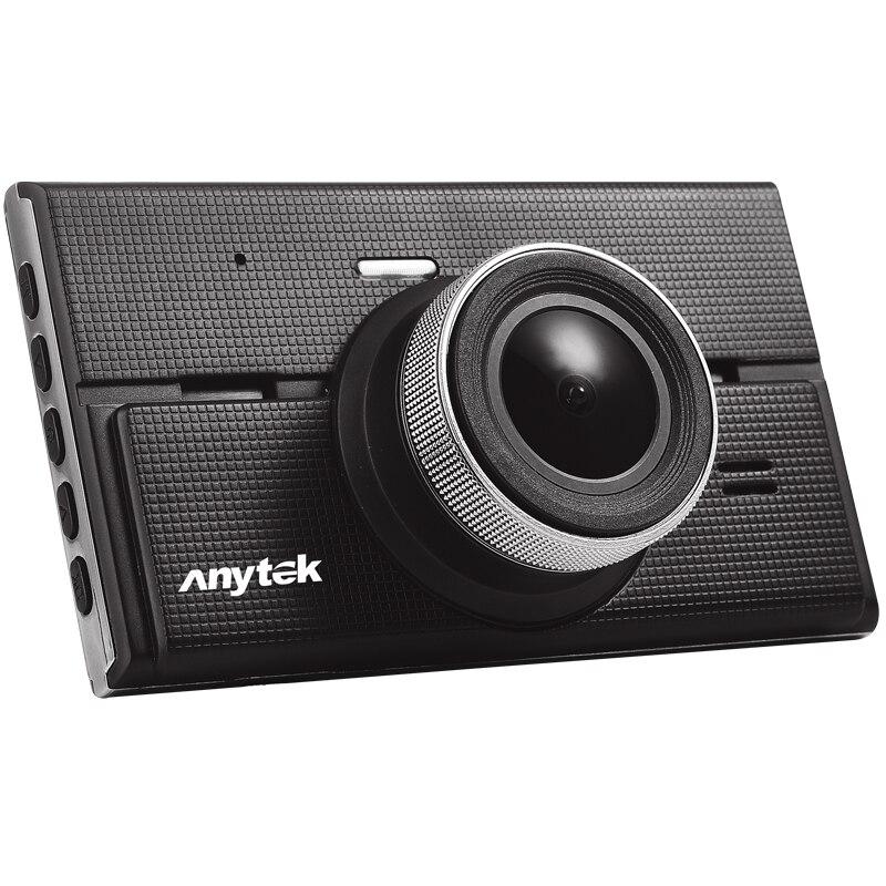 US $50 5 20% OFF|2018 Anytek G68 Car DVR Video Recorder NTK96658 Dual Lens  Dash Camera Full HD 1080P 4 0
