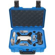 DJI Spark Voyage Étanche Transport Hard Shell Box Sac Cas pour pour DJI Spark Drone Accesssories Carry Case Sac de Rangement
