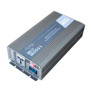 Image 4 - Sustain 1500W peak 3000W pure sine wave power inverter 12v 220v 230V Vehicle inverter for 1P air conditioner /electric kettle