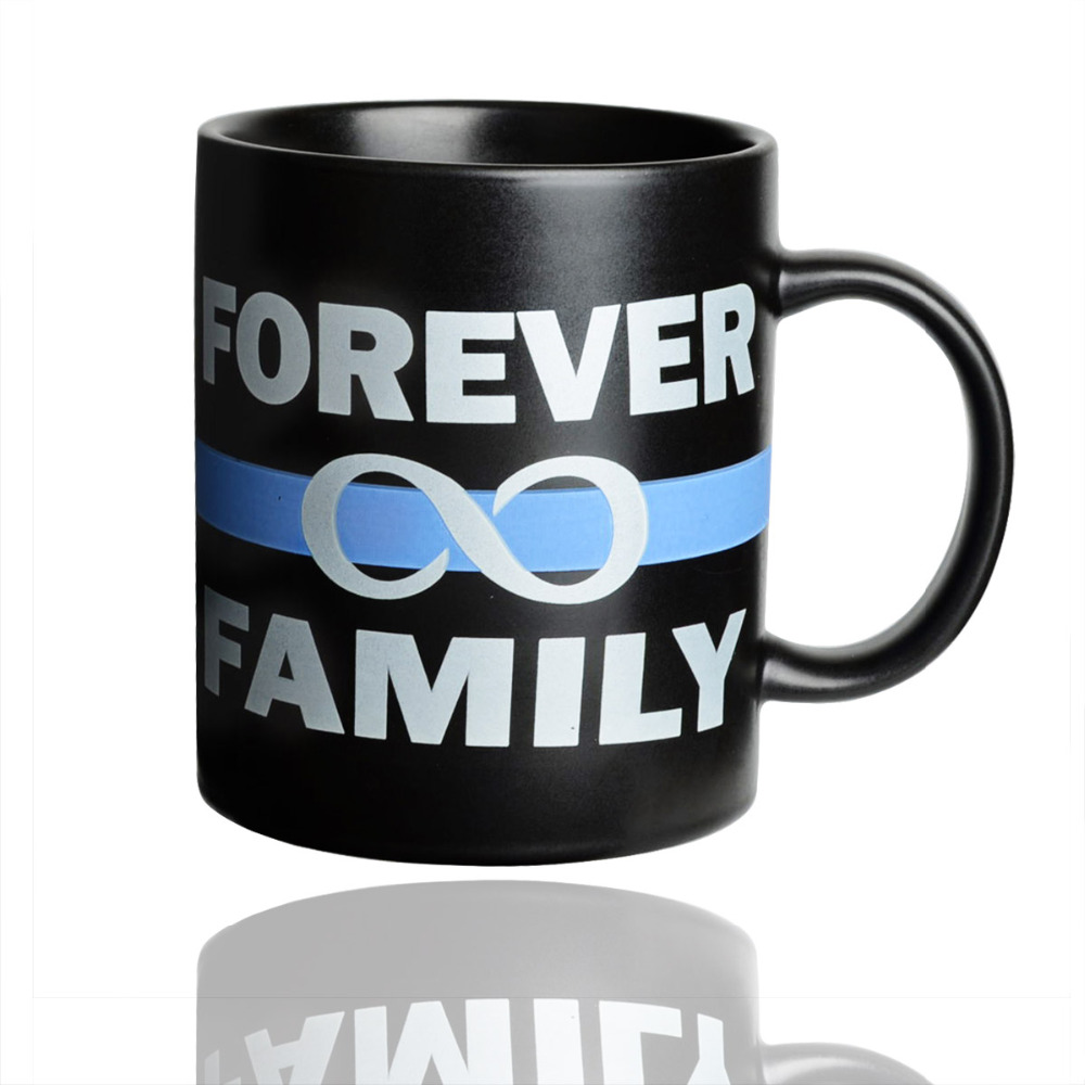Vendita Calda Per Sempre Famiglia Linea Blu Nero Hot Bella Di