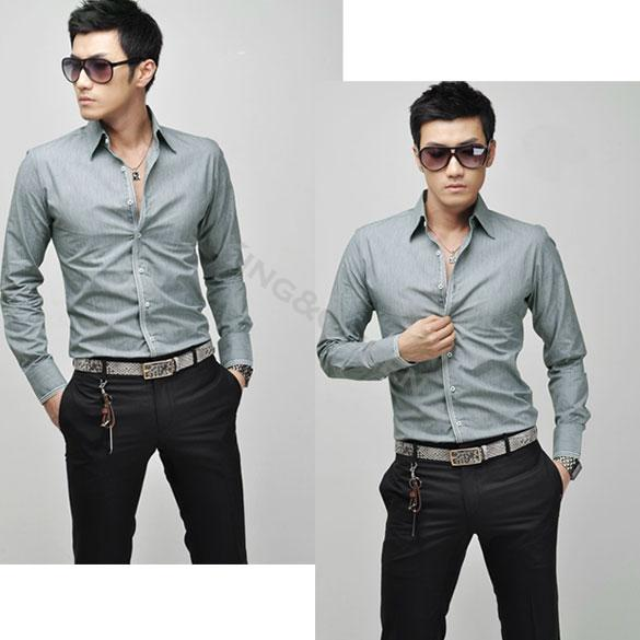 Japanese Fashion Business Casual Male