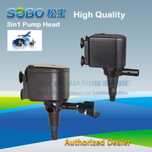 Brand New SOBO Aquarium Powerhead Pump Water Filter 3 in 1 Submersible Tropical Marine WP-1050/1650/1200/1680/2680
