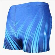 Мужские шорты для плавания, купальный костюм, плавки для бассейна, трусы-боксеры с разными узорами, пляжный женский купальник для серфинга, купальный костюм, одежда больших размеров