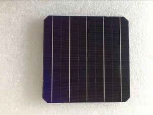 Image 4 - קידום!!! 50 יחידות 20.6% 5.1 W 156mm5BB molycrystalline תאים סולריים פנל סולארי DIY