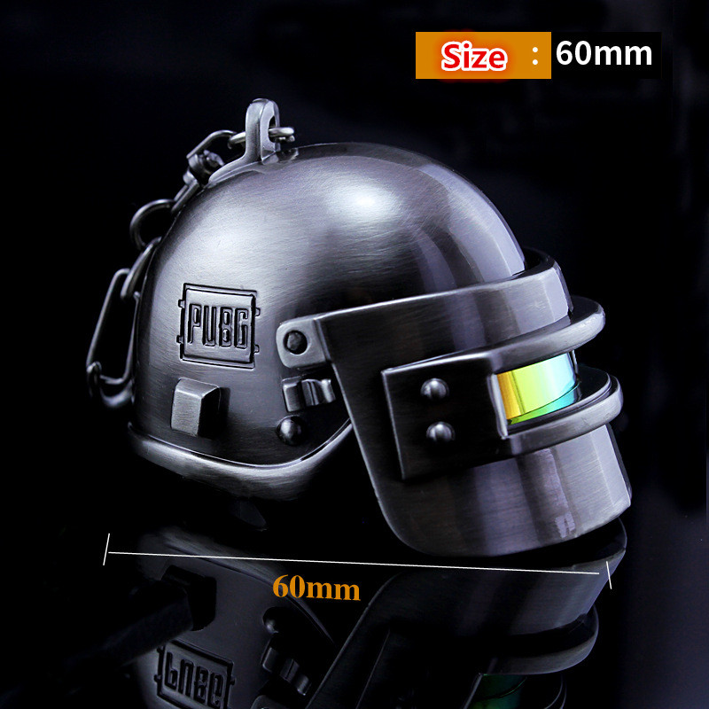 Game Playerunknown's Battlegrounds Cosplay Costumes Special Forces Helmet Armor Reflective patch Model Key Chain Keychain PUBG