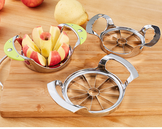 Stainless Steel Apple Cutter Slicer