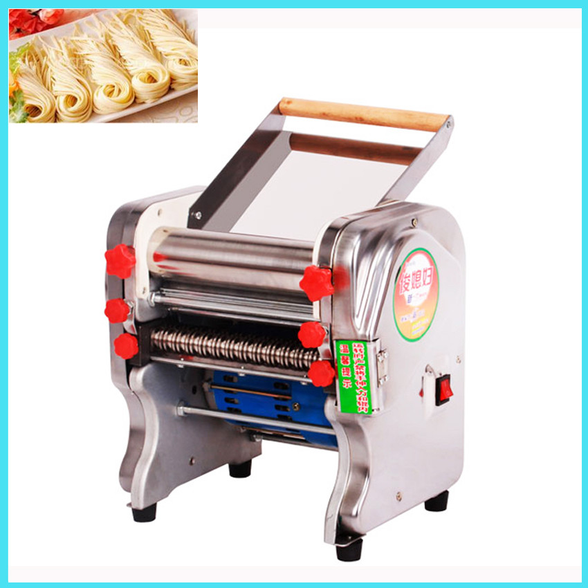 Stainless steel household electric pasta machine pressing machine commercial pasta maker machine noodle maker machine набор для кухни pasta grande 1126804