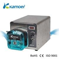 Kamoer BIP Интеллектуальный лабораторный насос 6л/мин 220 В автоматический сенсорный экран жидкость передачи Перистальтический Насос