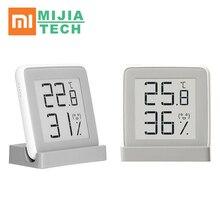 Xiao mi mi 실내 습도계 디지털 온도계 기상 관측소 스마트 전자 온도 hu mi dity sensor 수분 측정기