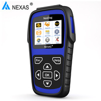 NEXAS ND606 OBD2 Automotive scanner For Mercedes Benz OBD 2 Scanner ABS Airbag EPB Battery Oil Reset OBDII Car Diagnostic Tool
