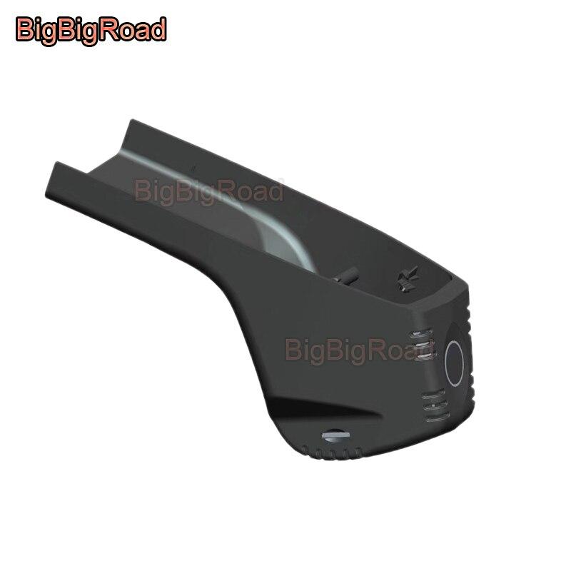 Видеорегистратор BigBigRoad для BMW Z4 sDrive 25i X7 2019, Wi-Fi, Novatek 96655, камера ночного видения