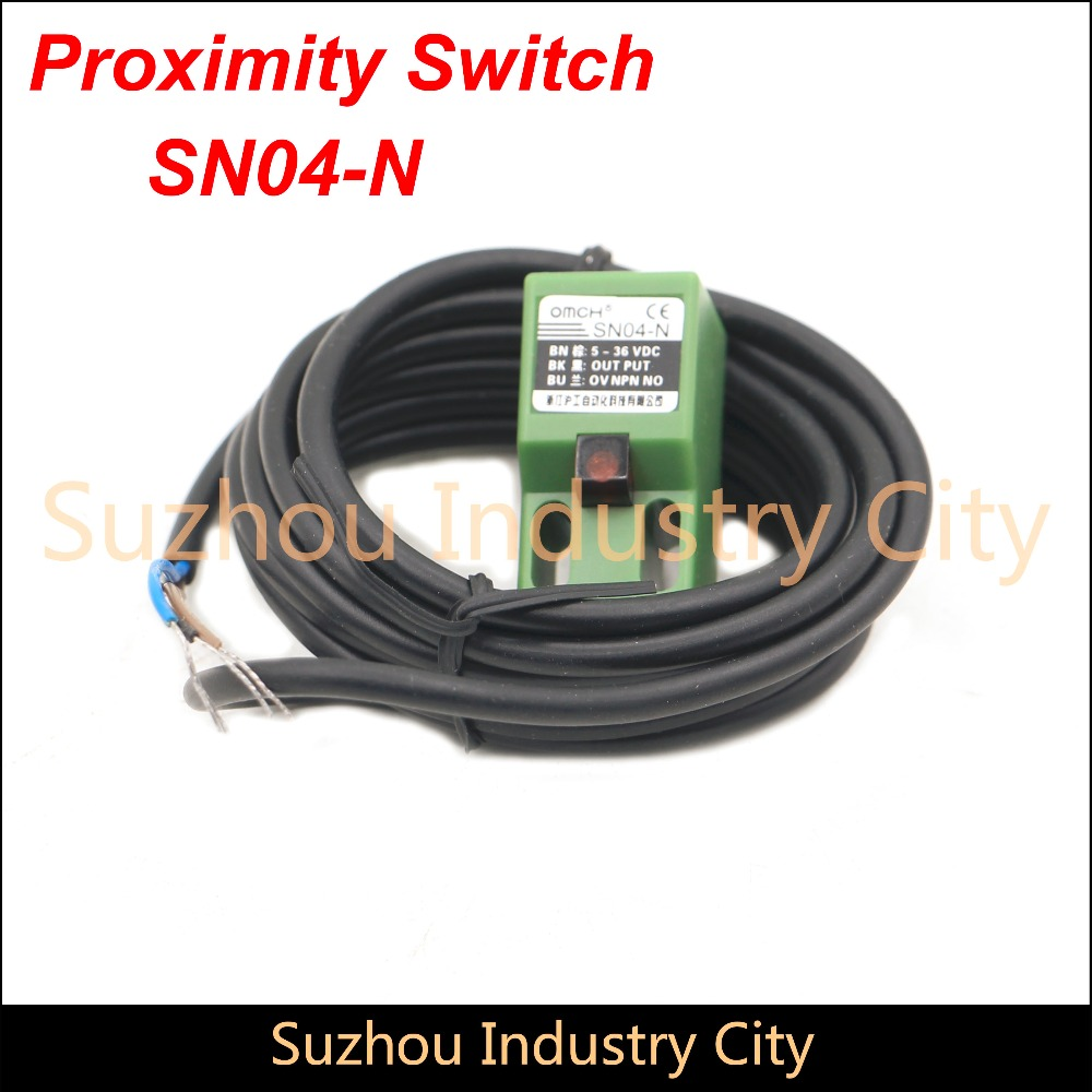 Free Shipping Proximity Switch SN04 N Famous brand SN04N 4mm ...