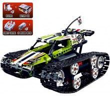 LEPIN 20033 397 Unids Technic Serie Oruga Vehículos de Control Remoto de Bloques de Construcción Ladrillos Compatible Con Legoe Técnica 42065