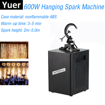Cold Spark Machine Dj Laser Lights 600W DMX 512 Control Cold Spark Firework Machine For Wedding Celebration Cold Spark Fountain фото