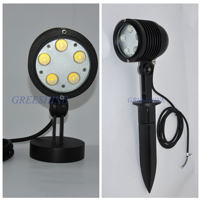 15W LED Garden Light Waterproof IP65 Outdoor 110V Landscape Light 220V Warm white Spike Spot LED Light Path Light dc12v 24v led lawn lamps landscape light 9w 110v 220v waterproof outdoor garden light warm white spike led path lights