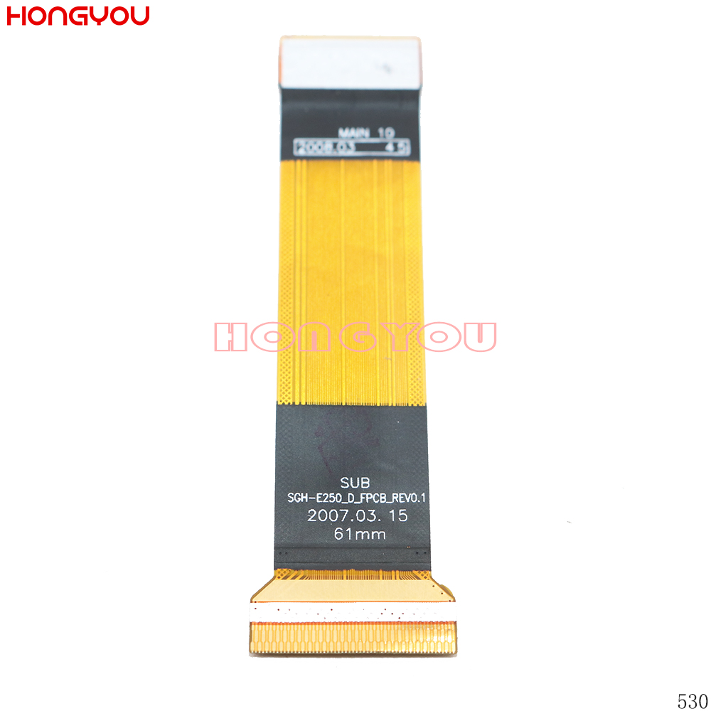 LCD Display Screen Flex Cable For Samsung E250 E250-D SGH-E250_D