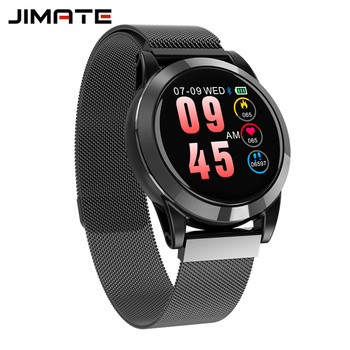 9edbd456c1ad Reloj inteligente hombres mujeres impermeable presión arterial inteligente  relojes de pulsera Digital podómetro pulsera Fitness rastreador banda  inteligente ...
