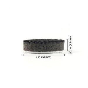 Image 3 - POLIWELL 1 ADET 2 inç 3 inç 4 inç 5 inç 6 inç Kanca & Döngü Geri Yumuşak Sünger Tampon disk havalı zımpara Destek Pedi Zımpara Pedleri