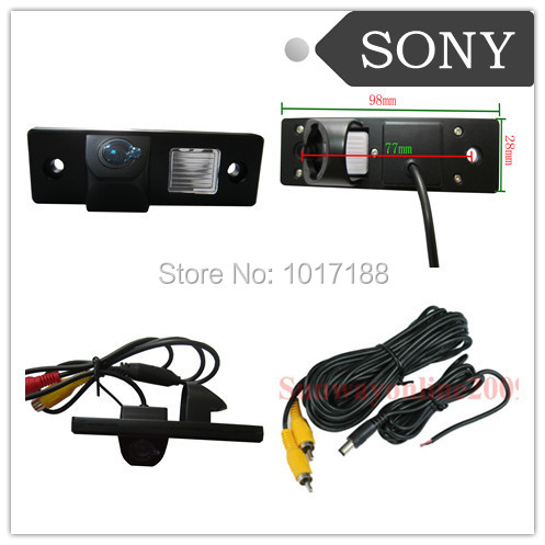 Car Rear View Reverse Parking Camera Waterproof Night Vision SONY CHIP For C HEVROLET Epica Lova Aveo Captiva Lacetti Cruze|car rear view reverse|car rear reverse camera|camera reversing night - title=