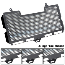 Black Motorcycle Accessories Radiator Guard Protector Grille Grill Cover For BWM  F650GS F700GS F800GS 2008-2016