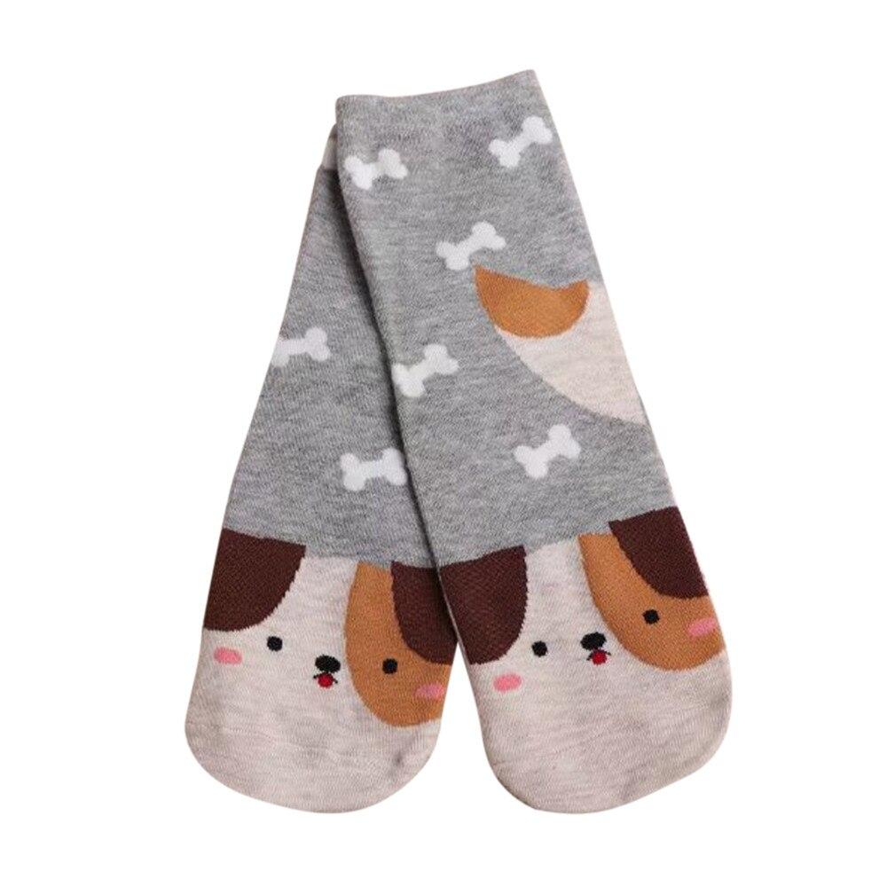 feitong women socks funny ladies girls cotton warm soft sox guess