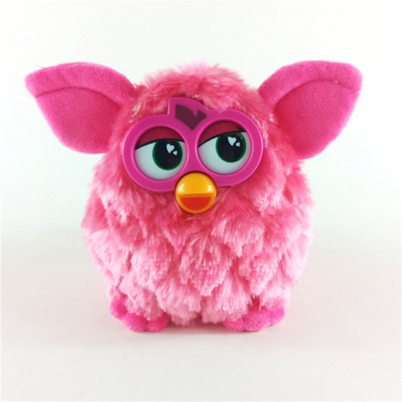 New-Plush-Interactive-Toys-phoebe-6-Color-Electric-Pets-Owl-Elves-Plush-toys-Recording-Talking-Toys-Gifts-Furbiness-boom-3