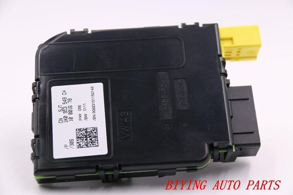 Module de volant système de régulateur de vitesse multifonction pour Golf 6 MK6 VI Jetta 5 MK5 1K0 953 549 CH/1K0953549CH